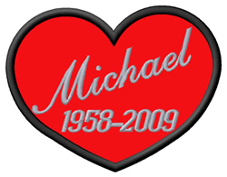 Michael Applique Heart embroidery design