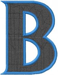 Toga Beta embroidery design