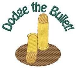 Dodge Bullet embroidery design
