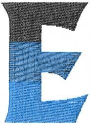 Small Toga Epsilon embroidery design