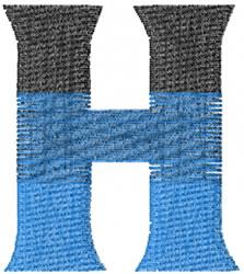 Small Toga Eta embroidery design