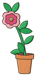 Spring Flowers embroidery design