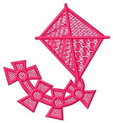 FSL Kite embroidery design