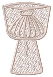 FSL Baptismal Font embroidery design
