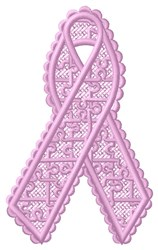 FSL Autism Ribbon embroidery design