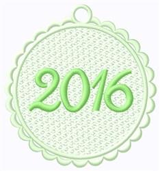 FSL 2016 Tag embroidery design
