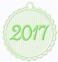 FSL 2017 Tag embroidery design