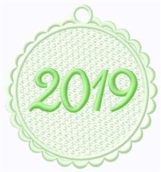 FSL 2019 Tag embroidery design