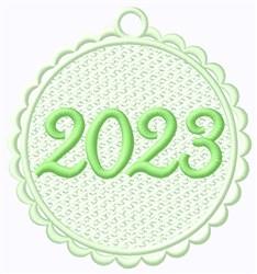 FSL 2023 Tag embroidery design