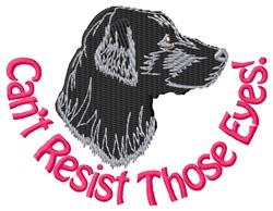 Labrador Retriever embroidery design