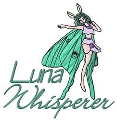 Luna Whisperer embroidery design