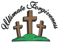 Ultimate Forgiveness embroidery design
