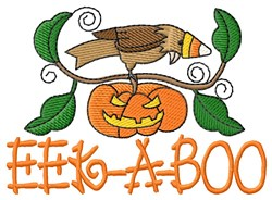 Too Cute To Spook! embroidery design