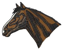 Criollo Head embroidery design