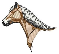 Falabella Head embroidery design