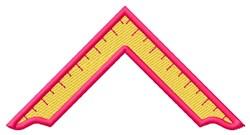 Square Rule embroidery design