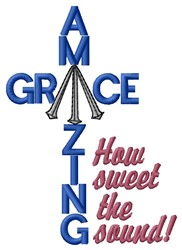 Sweet Grace embroidery design