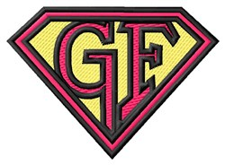Super GF embroidery design