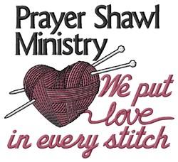 Love Every Stitch embroidery design
