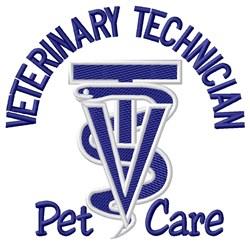 Pet Care embroidery design