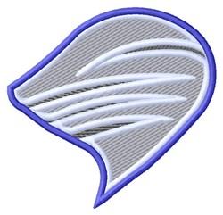 Hurricane Symbol embroidery design