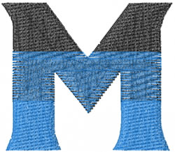 Small Toga Mu embroidery design