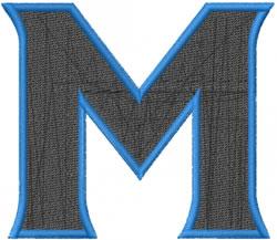 Toga Mu embroidery design