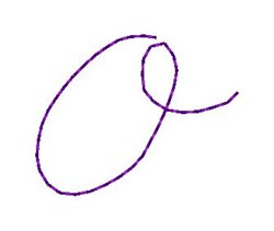 Nelly Font o embroidery design