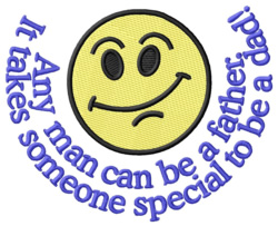 Someone Special embroidery design