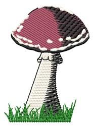 Mushroom Toadstool embroidery design