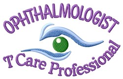 I Care Professional embroidery design