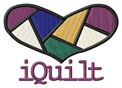 iQuilt embroidery design