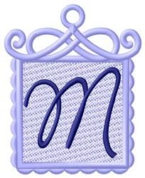 FSL Ornament M embroidery design