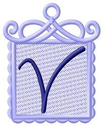 FSL Ornament V embroidery design