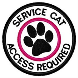 Access Required embroidery design