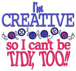 Im Creative embroidery design