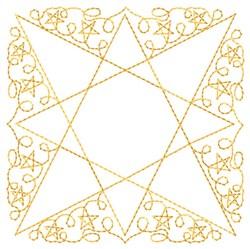 Star Quilt Embroidery Design : Swirly Star Quilt Embroidery Designs, Machine Embroidery ...