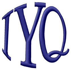 IYQ embroidery design
