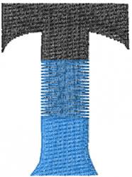 Small Toga Tau embroidery design