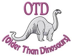 OTD embroidery design