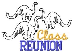 Class Reunion embroidery design
