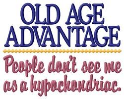Age Advantage embroidery design