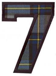 Short Stuff 7 embroidery design