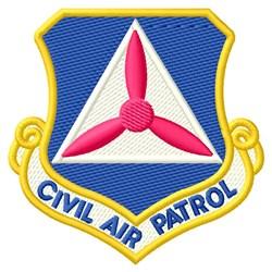 Civil Air Patrol embroidery design