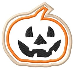 Pumpkin Cookie embroidery design