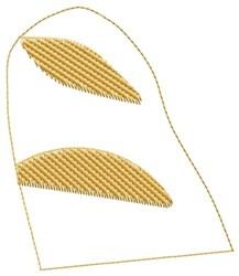Sub Sandwich Top embroidery design