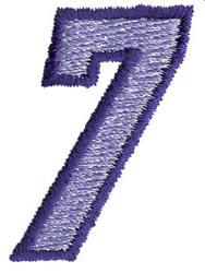 Club 3 7 embroidery design