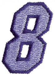 Club 3 8 embroidery design