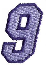 Club 3 9 embroidery design