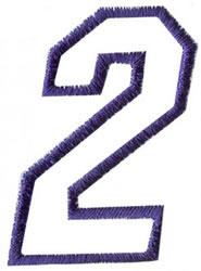 Club 4 2 embroidery design